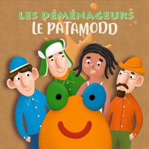 Le Patamodd Livre CD