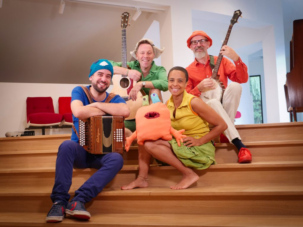 Groupe de musique pour enfants